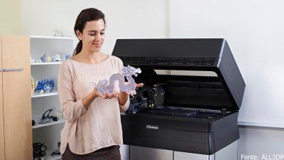 Impressão 3D, nova revolução industrial Impressão 3D, nova revolução industrial best industrial 3D printer fonte 400x225