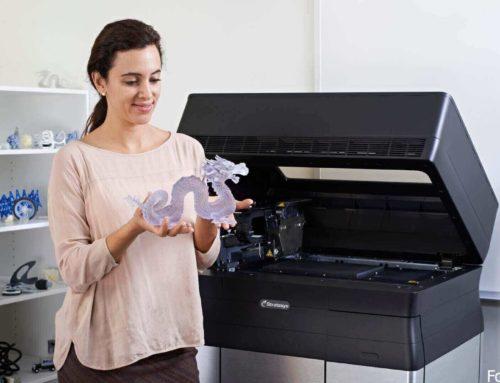 Impressão 3D, nova revolução industrial