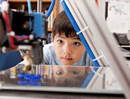 Impressora 3D nas escolas