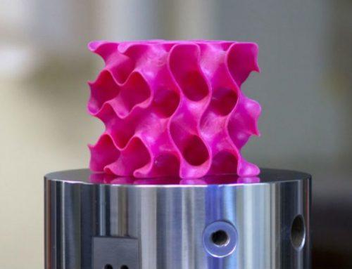 MIT usa grafeno numa impressora 3D e cria peça 10 vezes mais forte que o aço